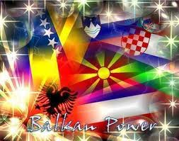 balkan power